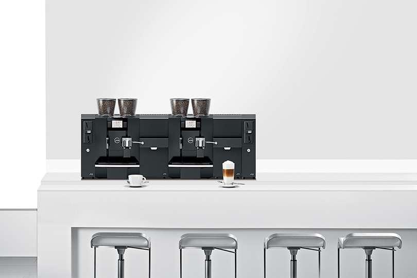 Kaffeevollautomat Wasseranschluss giga x8c professional germany professional